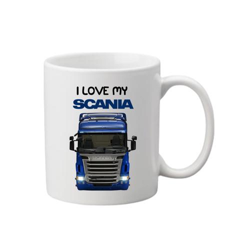 Scania Printed Mug