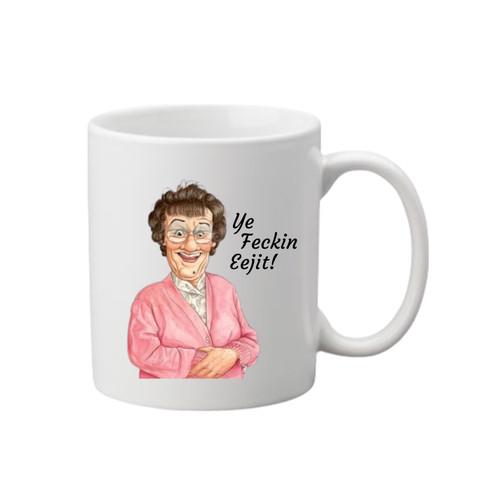 Mrs Browns Boys Printed Mug