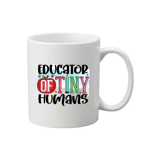 Educator Printed Mug