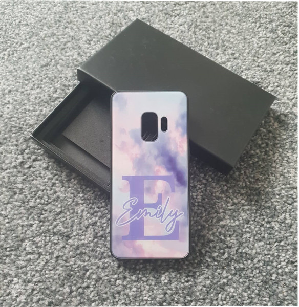 Personalised Phone Cover (Style D)
