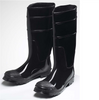 "Case of 16"" PVC Steel Toe Boots - 6 pair"