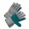 West Chester Double Palm Leather Gloves 12ct pack