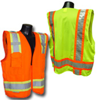 Radians SV-46 Class 2 Breakaway Surveyor Vest
