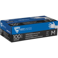 Powder Free Nitrile Gloves 100ct box XL