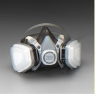 Dual Cartridge Ov P95 Respirator Assembly