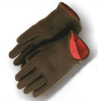 Jersey Fleece lined gloves (12 pair)