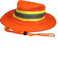 Hi-Vis Boonie Hat Safari Headgear