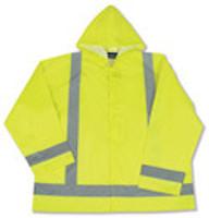Hi-Viz Rain Wear Class 3 Jacket