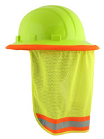 Neck Shield Lime Two Tone 3 pack
