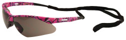 ERB Pink Camo Lens Safety Glasses