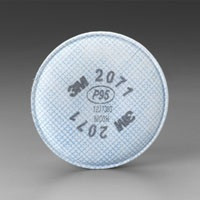 3M 2071 P95 FILTER 2-PACK FOR RESPIRATOR 3M2071