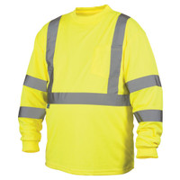Pyramex Class 3 Long Sleeve Safety Shirt XL