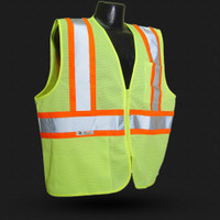 Radians SV-22 Class 2  Two-Tone Safety Vest - XXLarge