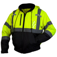 Pyramex RJ3110 Deluxe Class 3 Bomber Jacket