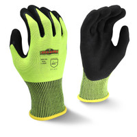 Radians RWG10 Hi-Viz Knit Dip Gloves 12ct pack