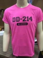 DD-214 Alumni - Pink!