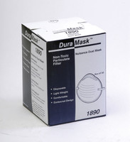Dust Mask 50ct box - Duramask Case Qty (1000)
