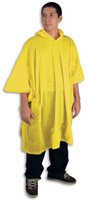 Rain Poncho 48ct Case Qty