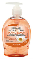 Highmark Anti-Bacterial Hand Soap 7.5oz