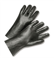 "12"" Semi Rough PVC Glove 12ct pack"