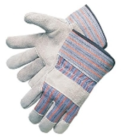 Work Gloves / leather (120 pair)