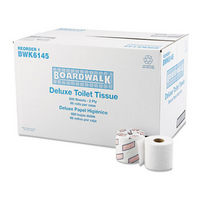 Boardwalk Toilet Tissue (96 roll case)