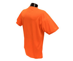 Moisture Wicking 100% Polyester Safety T-Shirt