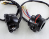 Control Switches, Yamaha RD400, XS360, XS500 1A0-83975-00-98, 1A0-83973-02-98
