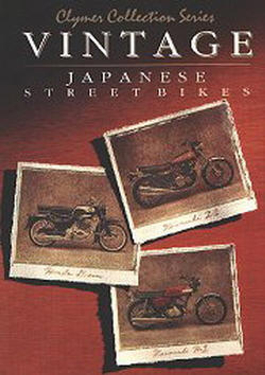 Japanese Bike Manual