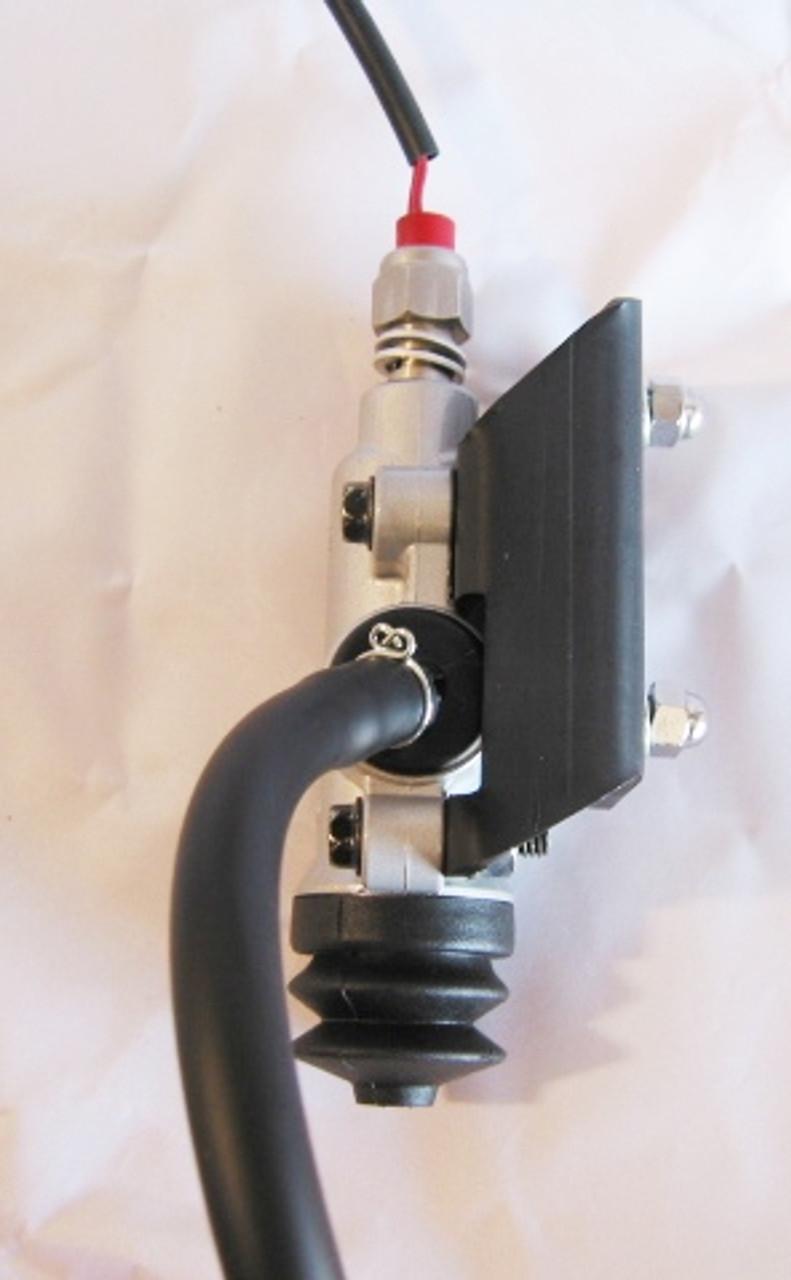 Yamaha RD400 Rear Master Cylinder  HVC200220
