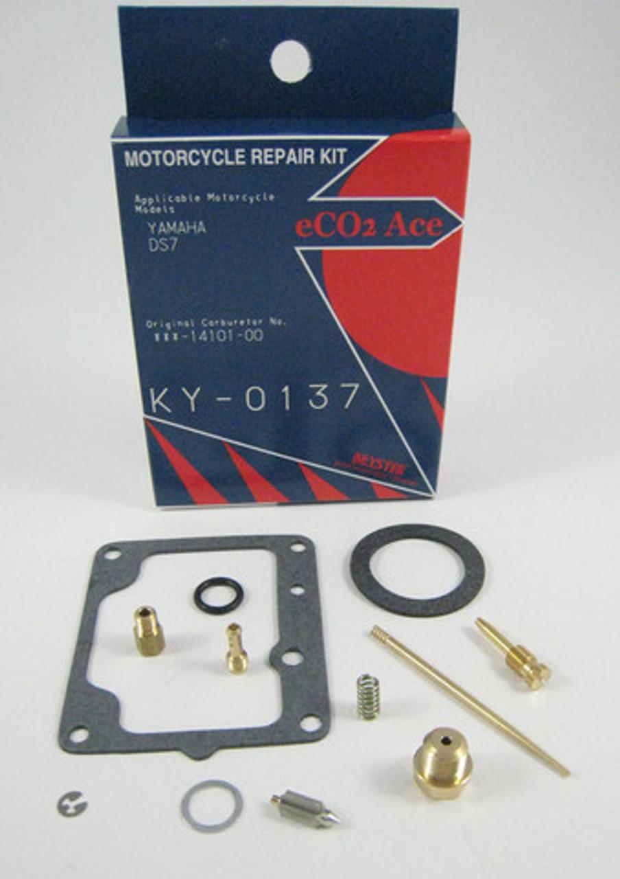 Yamaha Carb Repair Kit DS-7 (71-72) (KY-0137)