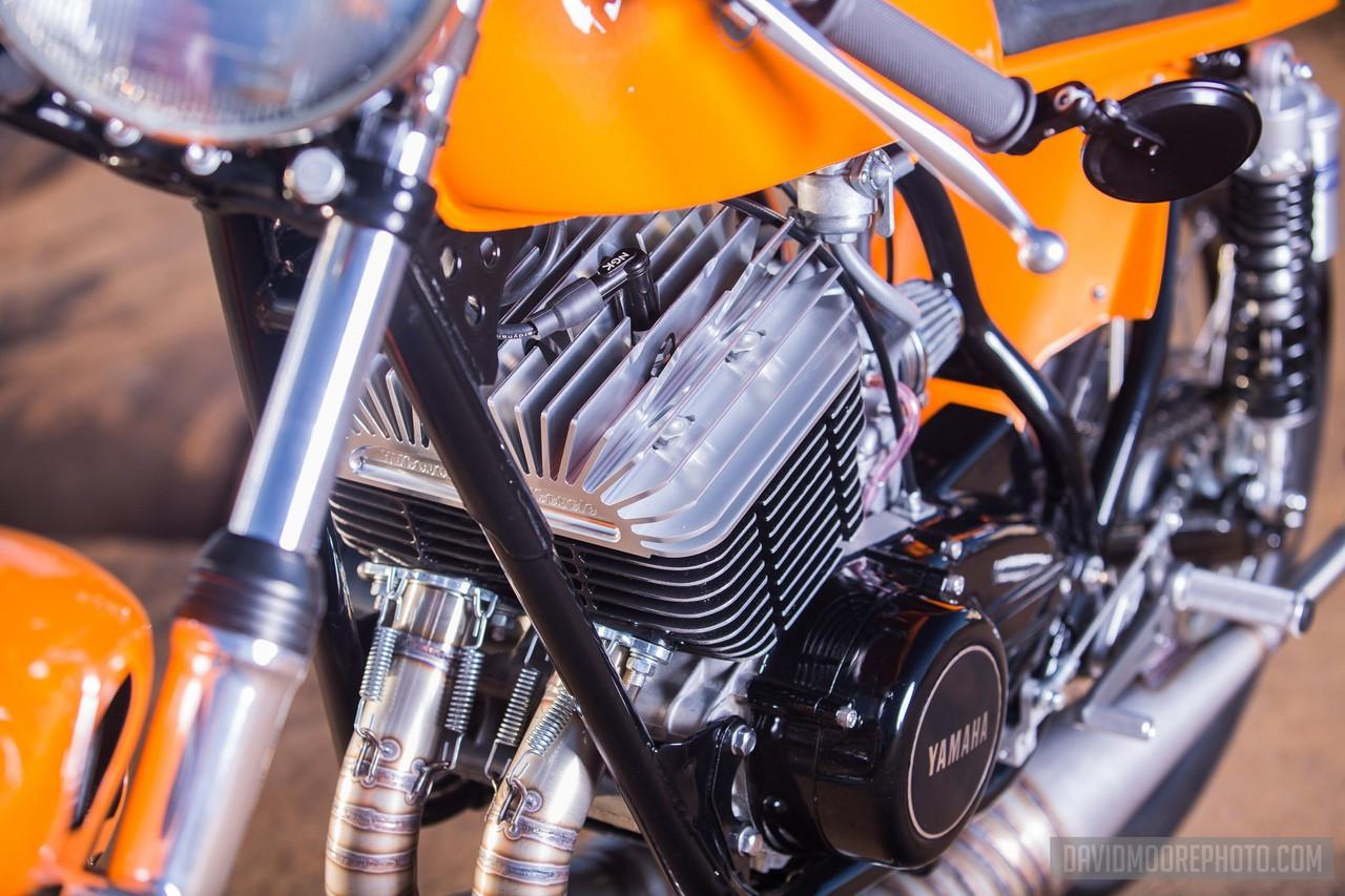 Yamaha RD350, R5 Performance Heads,  RHSC350