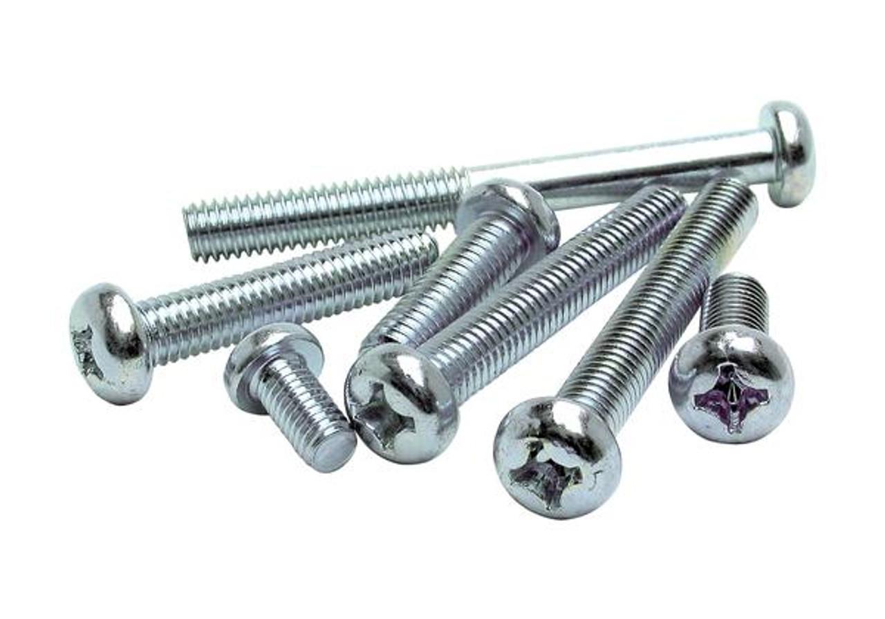 Metric Japanese Industrial Standard (JIS) Pan Head Phillips Machine Screws