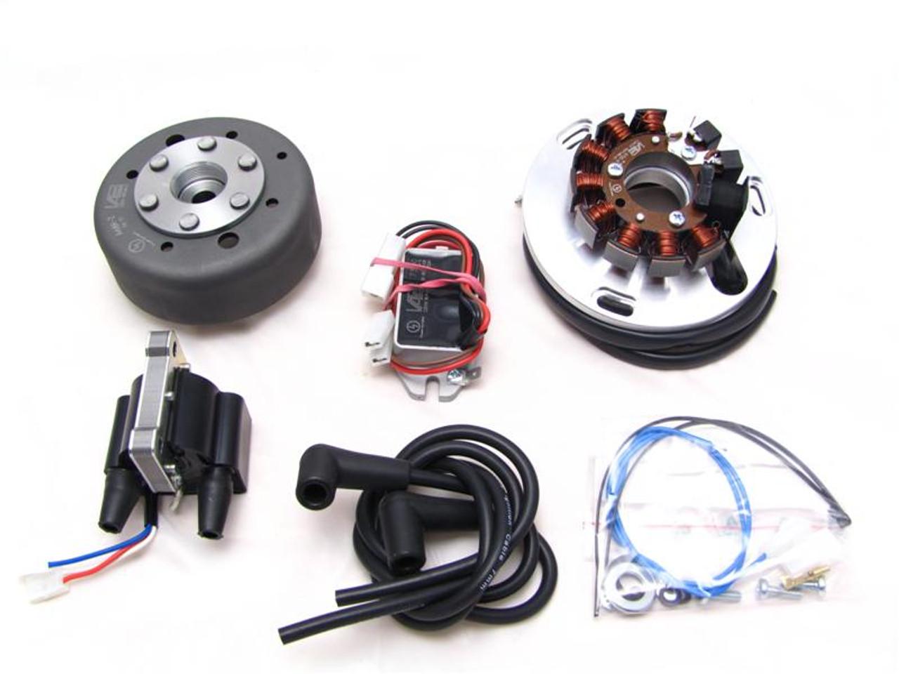 Suzuki T500 & T20 /200/250/350/500 Ignition Kit, 72 61 799 00