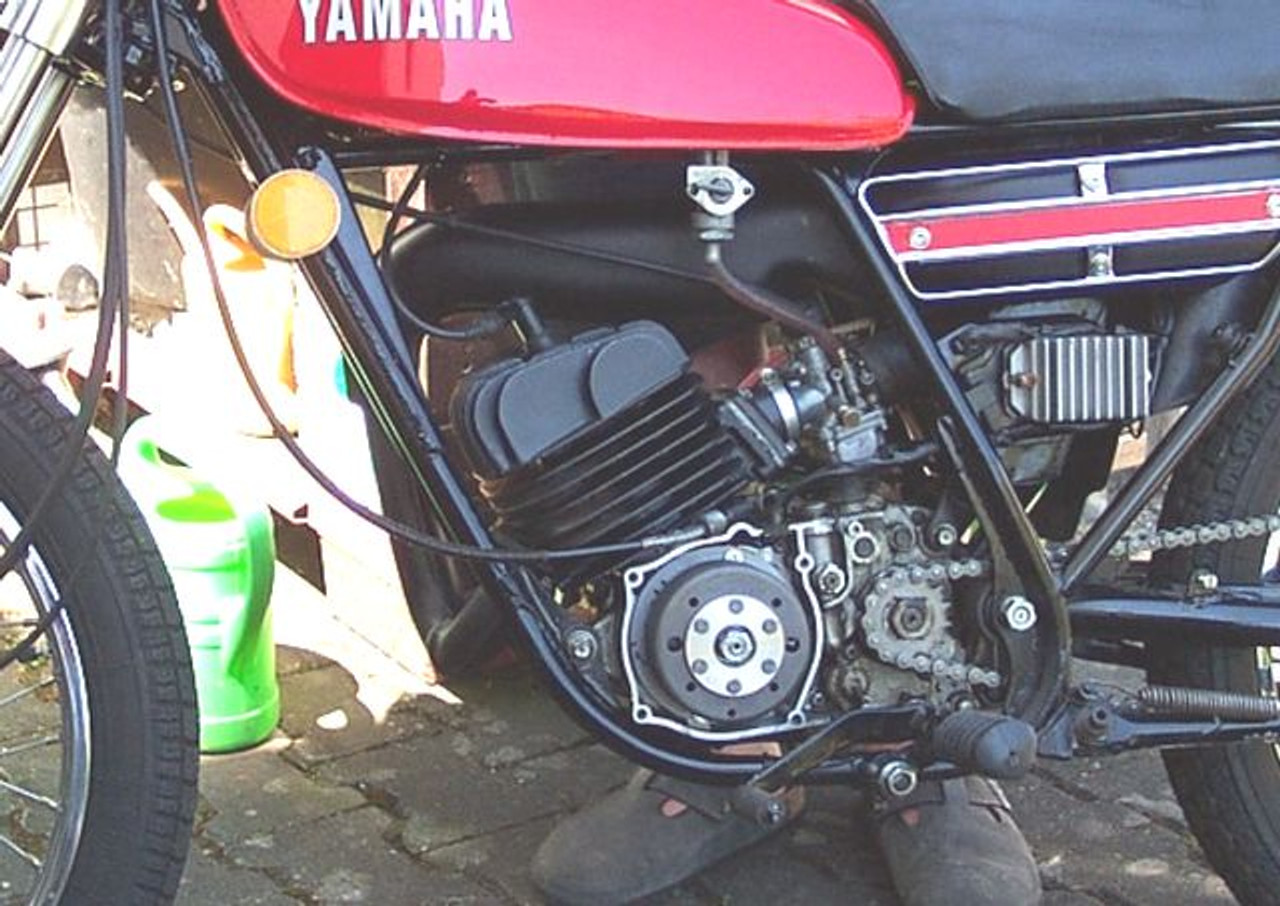 Yamaha DT100, DT125, DT175, RT180, IT175 Solid State Ignition. 70-98 -799-00