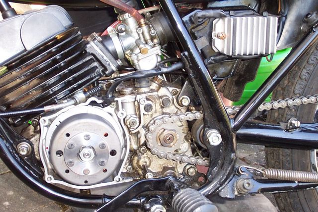 Yamaha DT100, DT125, DT175, RT180, IT175 Solid State Ignition. 70-98 on