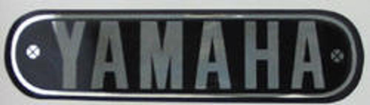 Yamaha AS3 125, RD 200, CS5/E 200, YL5 100, LS2 Fuel Tank Badge YT08