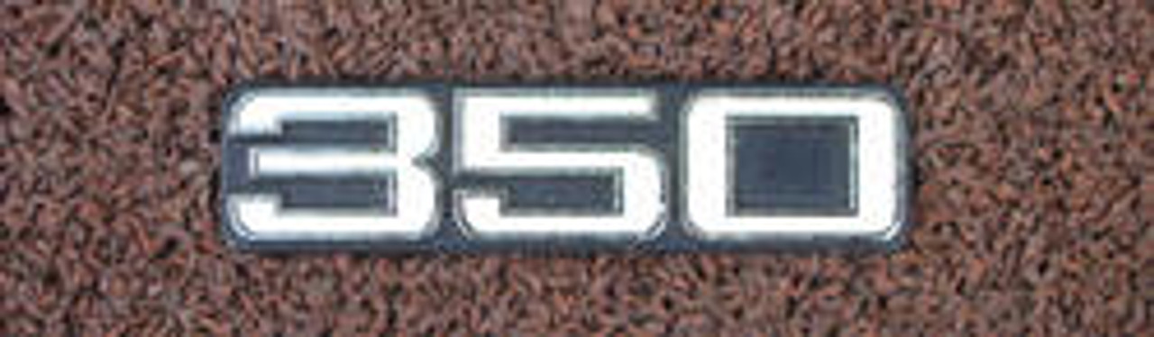 Yamaha RD350 Side Cover Badge YS12