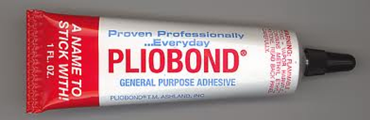 Adhesive, Pliobond  1oz Tube