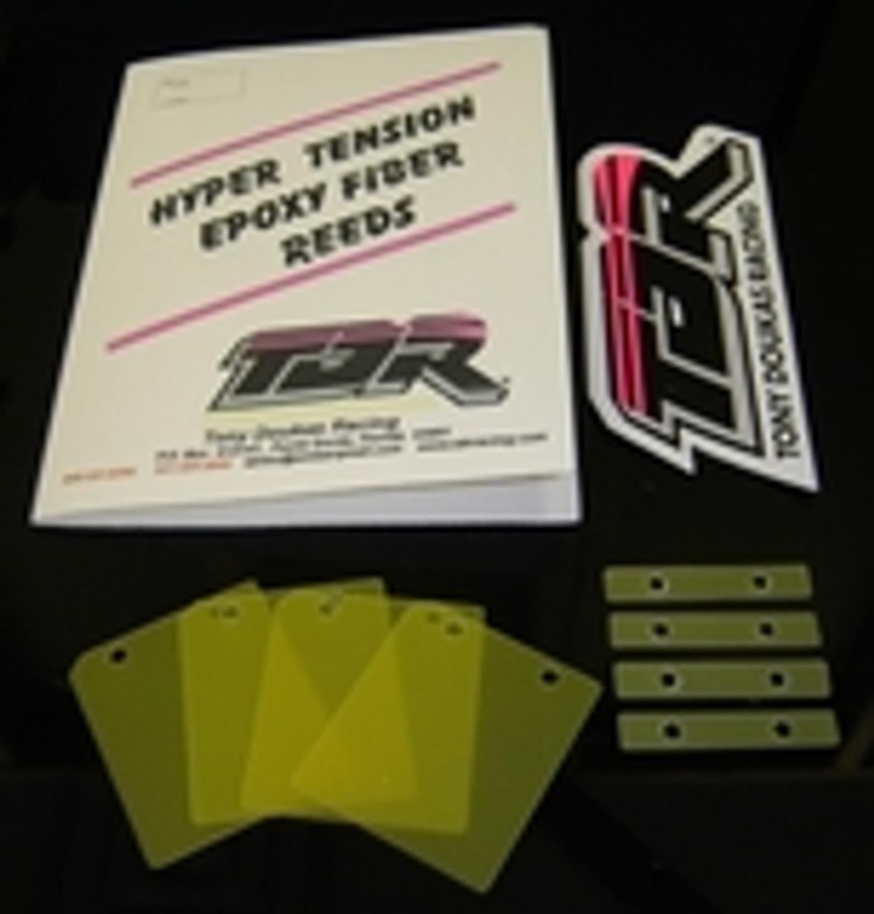 TDR Hyper Tension Reeds, Yamaha RD