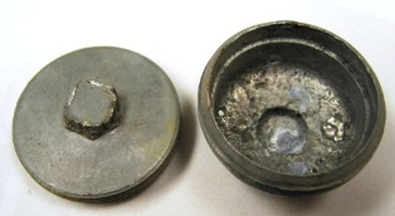 Billet Aluminum Petcock Filter Bowl, 360-24521-00-00