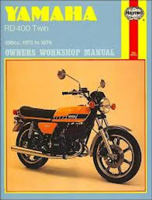 Yamaha RD400 Twin Haynes Repair Manual - HVCcycle on yamaha xs650 wiring-diagram, honda xr250 wiring diagram, triumph bonneville wiring diagram, honda goldwing wiring diagram, xs650 chopper wiring diagram, triumph tr6 wiring diagram, honda cb750 wiring diagram, honda mr50 wiring diagram, honda cb350 wiring diagram, honda cx500 wiring diagram, yamaha golf cart parts diagram, honda cm400a wiring diagram, suzuki gt750 wiring diagram, harness diagram, suzuki gt250 wiring diagram, yamaha golf cart carburetor diagram, harley davidson wiring diagram, suzuki gs400 wiring diagram, kawasaki wiring diagram, suzuki gt550 wiring diagram,
