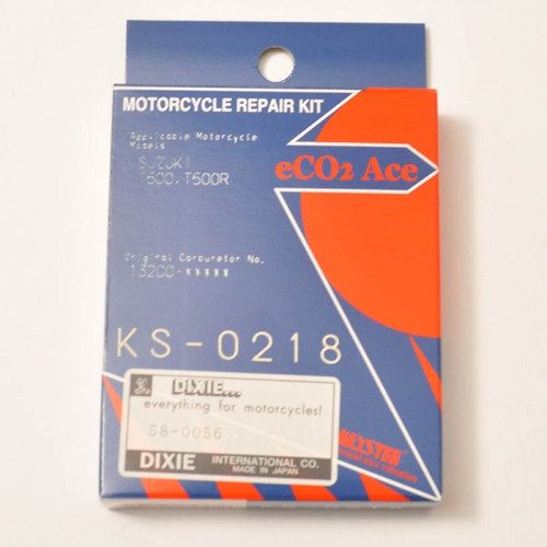 Suzuki Carb Repair Kit T500 Sports (64-65) (58-0056)