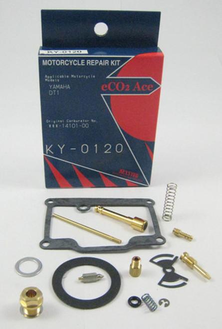 Yamaha DT1 DT-1 250 DT250 1968-1971 Carb Repair Kit (KY-0120)