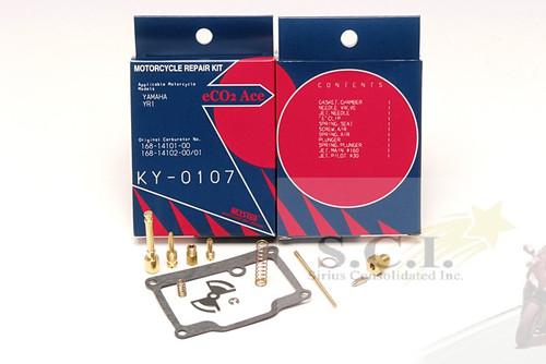 YAMAHA 350 TWIN YR1 KEYSTER CARB KIT 1966-1967 (KY-0107)