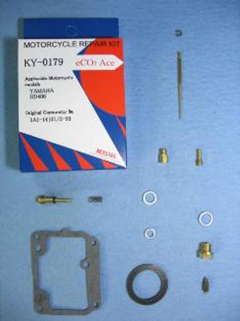 Yamaha RD400 '76-'80 Carburetor Rebuild Kit (KY-0179)