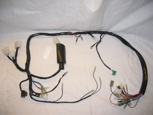 1976-1979 RD250 / RD400 Wire Harness