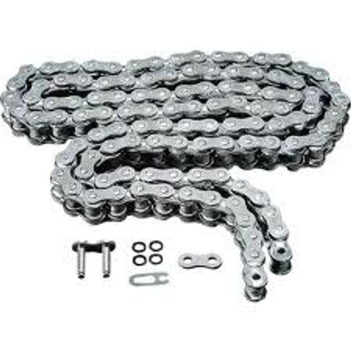 520 O-ring chain with clip type connecting link