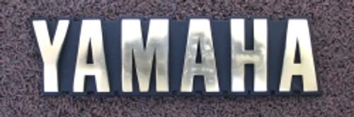 Yamaha XJ Series, Seca & Maxim 550, 650, 750, 900, 1100 Fuel Tank Badge YT10