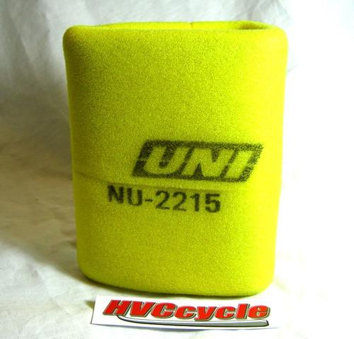 Yamaha DT250, DT360, DT400  Air Filter. UNI, NU-2215
